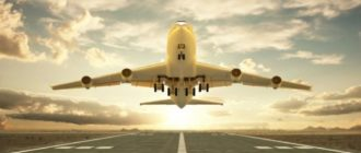 видео посадки самолета при сильном боковом ветре