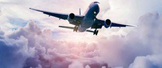 максимальная высота полета самолета