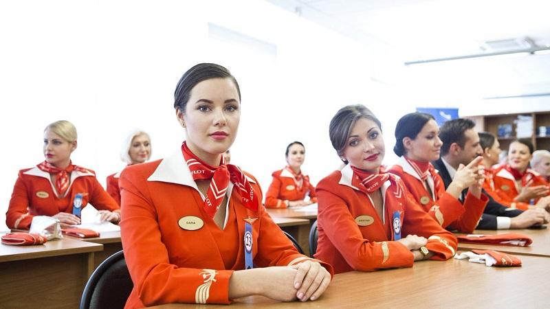 где учат на стюардессу в России