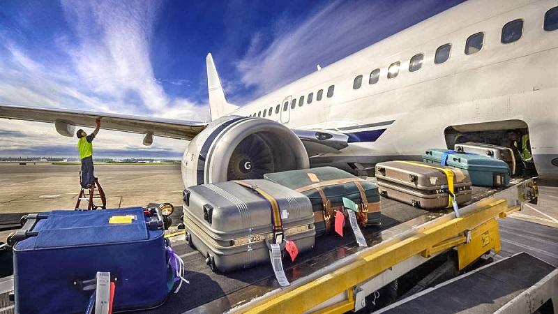 размер чемодана для багажа в самолет